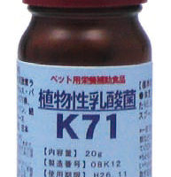 植物性乳酸菌K-71